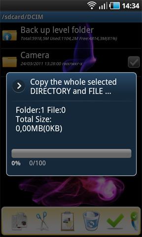 Backup de la carpeta EFS | Android SceneBeta com