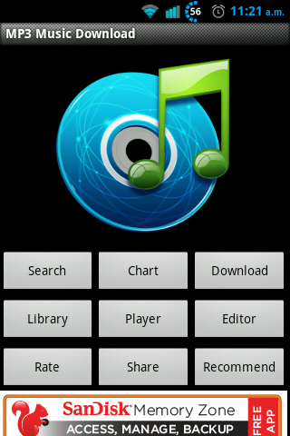 Music download pro para android