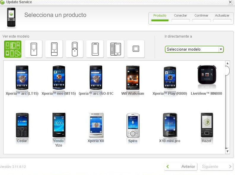 Gratis Ericsson Para Temas Xperia Descargar Download E10a Sony